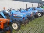 Tractor ISEKI