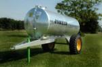 Mobiele watertanks